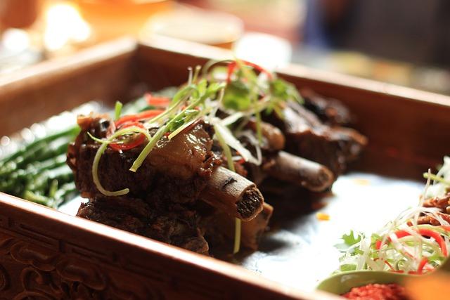 Yak Meat, Food, Characteristic, China, Tibetan