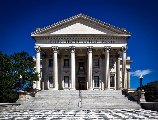 U, S, Custom House, Charleston, South Carolina, City