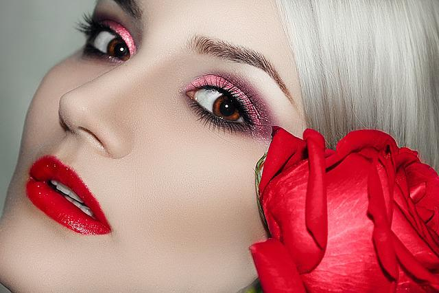 Fashion, Charm, Lipstick, Woman, Lovely, Lip, Style