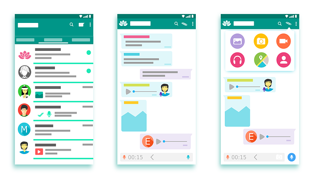 Whatsapp Interface, Apps, Android, Phone, Chat