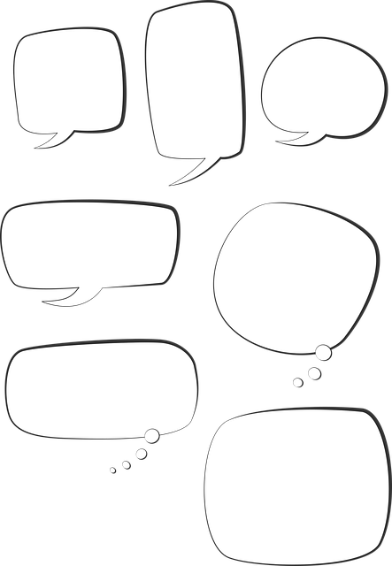 Speech Bubble, Text Box, Talk Bubble, Chat