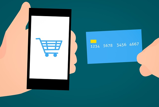 Ecommerce, Application, Buy, Card, Cart, Checkout