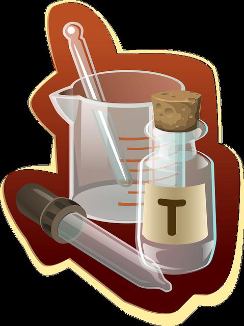 Chemistry, Laboratory, Chemical, Lab, Glassware