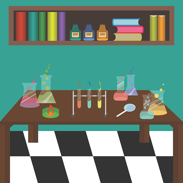 Chemical Laboratory, Tubes, Chemistry, Potion, Poison