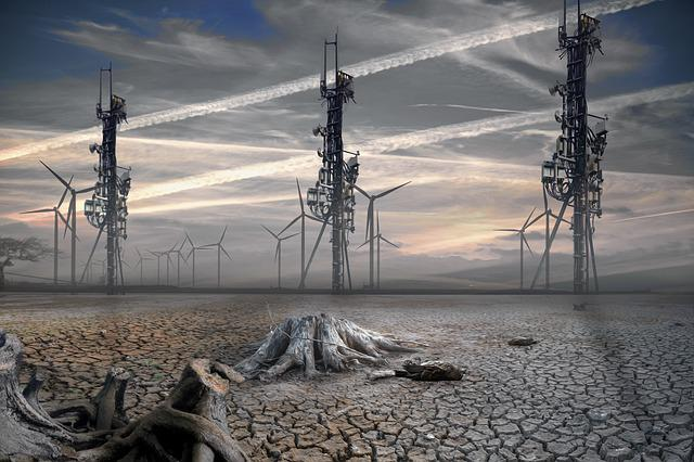 Mobile, 5g, Windräder, Chemtrails, Trees, Climate, Co2