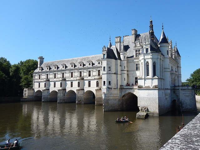 Château De Chenonceau, Chenonceau, Chenonceaux, Castle