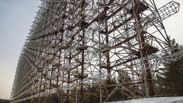 Duga, Radar, Chernobyl, Pripyat, Nuclear Power