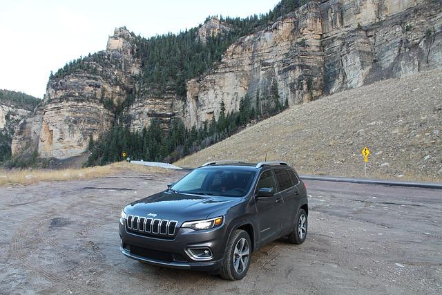 Mountain, Jeep, Suv, Cherokee, Car, Travel