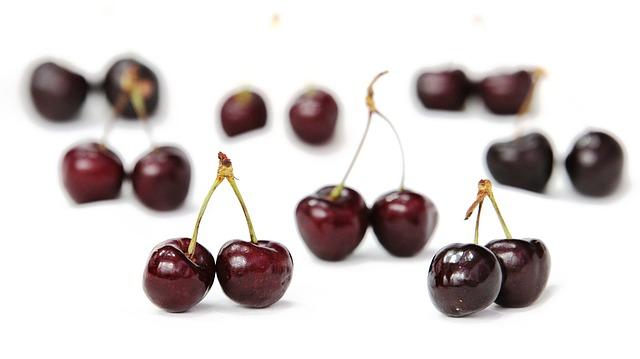 Cherries, Fruit, Red, Berries, Sour, Ripe