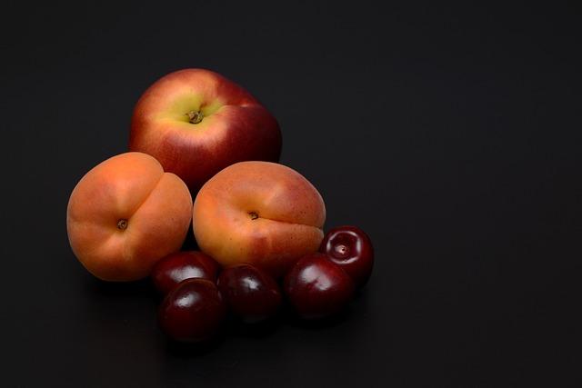 Apricots, Nectarine, Cherries, Stone Fruit, Fruit