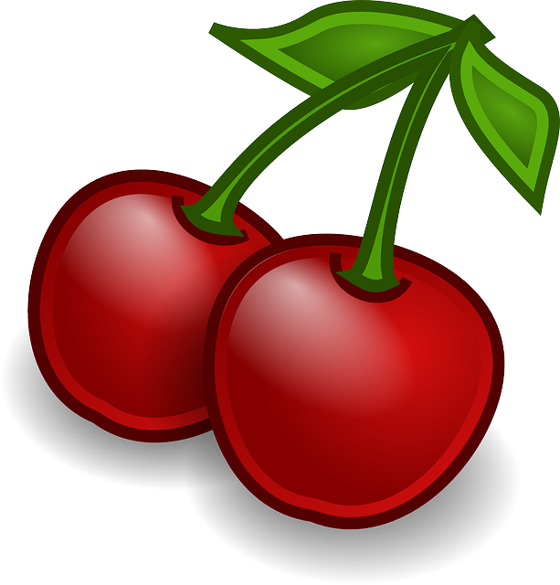 Cherries, Fruit, Food, Fresh, Sweet, Tasty, Delicious