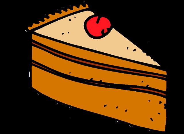 Cheesecake, Cake, Cherry, Pie, Dessert, Pastry, Sweet