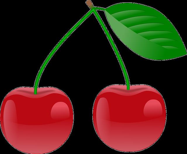 Cherry, Red, Cherries, Fruits, Plants, Food, Edible