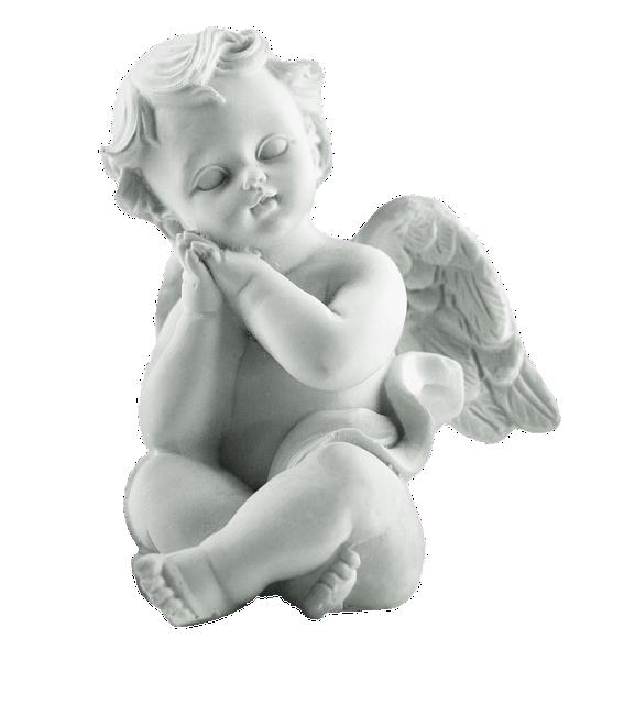 Angel, Cherub, Symbol, Heaven, Religion, Statue, White