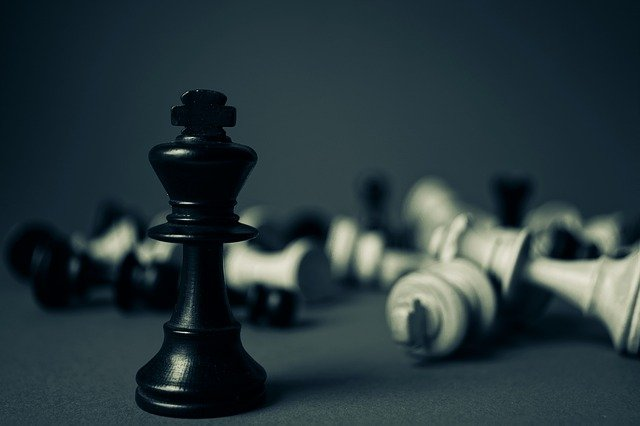 King, Chess, Checkmate, Board Game, Chess Game