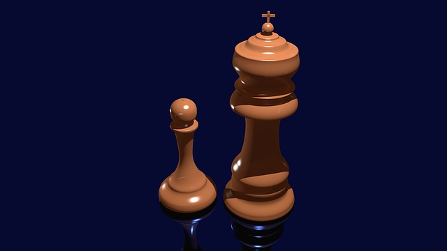 King, Pawn, Chess