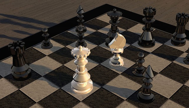 Chess, Chess Game, Chess Pieces, Figure, Strategy