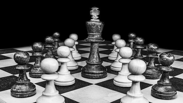 Chess, King, Chess Pieces, Chess Board, Chess Game