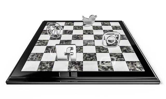 Chess, Facebook, Instagram, Social, Strategy, Internet