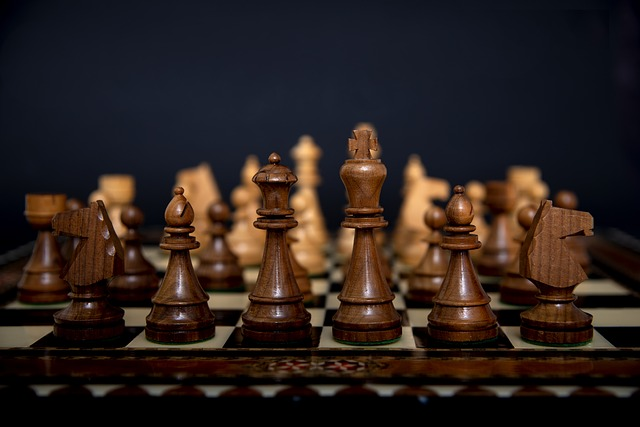 Chess, Board Games, Strategy, The Chess Pieces