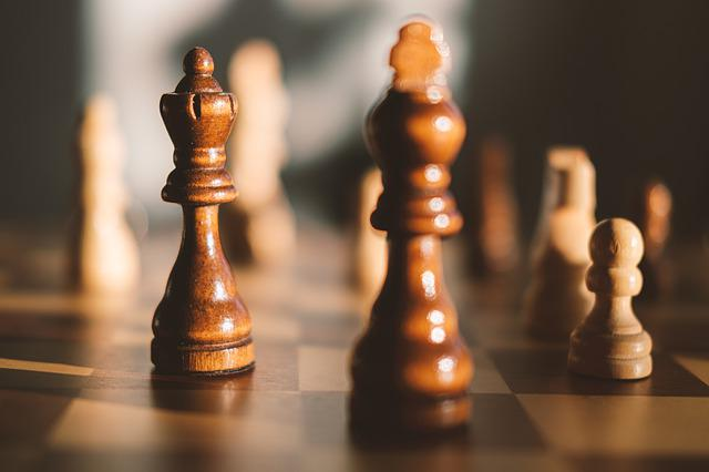 Chess, Board Game, Chessboard, Chess Pieces, Strategy
