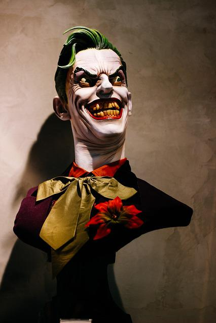Joker, Soldier, Suicide Squad, Chest, Evil, Smile