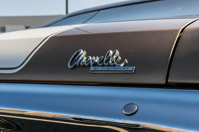 Auto, Oldtimer, Classic, Old, Chevrolet, Chevelle