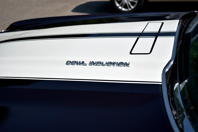 Cowl Induction, Chevrolet, Chevy Chevelle, Chevy