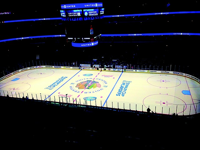 Blackhawks, Chicago, United Center, Hockey, Nhl