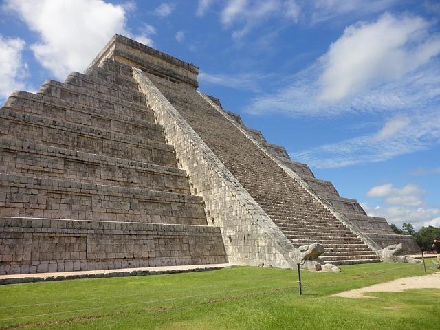 Chichen Itza, Mexico, Mayan
