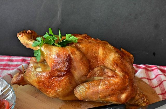 Chicken, Broiler, Grilled Chicken, Poultry, Bio, Fresh