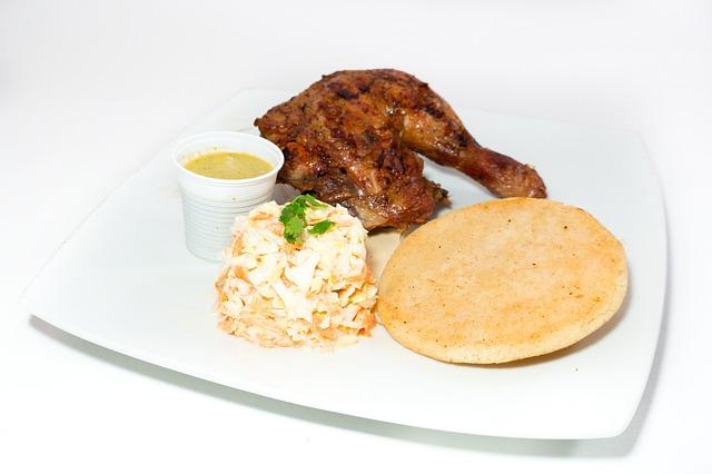 Chicken Soup, Chicken In Breaststroke, Dish Venezuelan
