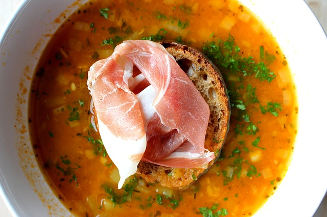 Soup, Chickpeas, Kitchen, Gastronomy