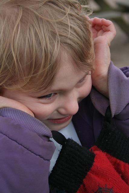 Meltdown, Autism, Autistic, Child, Girl, Overwhelmed