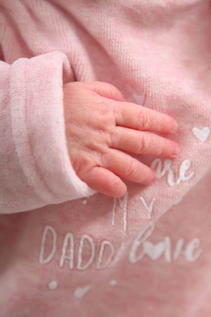 Hand, Baby, New Born, Fingers, Child