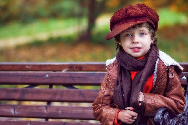 Park, Boy, Baby, Bench, Small Child, Child