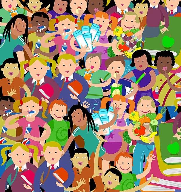 Cartoon, Kids, Children, Child, Childhood, Cartoon Kids
