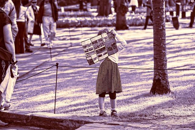 Person, Child, Girl Child, Girl, Little Girl, Standing