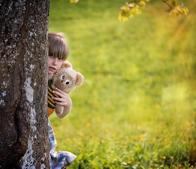 Child, Person, Human, Girl, Teddy, Teddy Bear