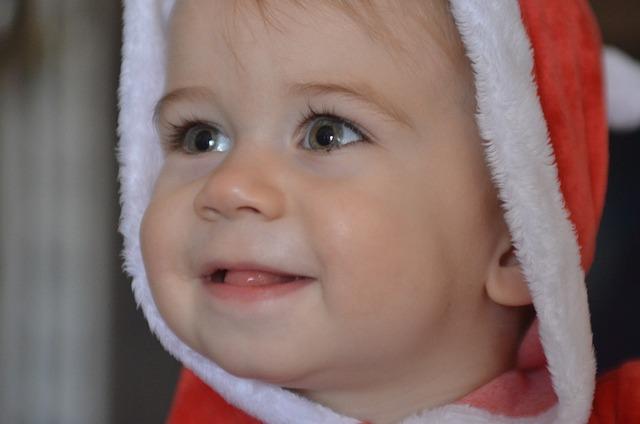 Cute, Little Boy, Is Watching, Child, Boy, Kid