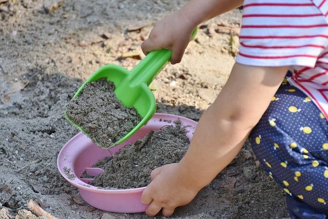 Child, Small Child, Sand, Play, Playground, Cute