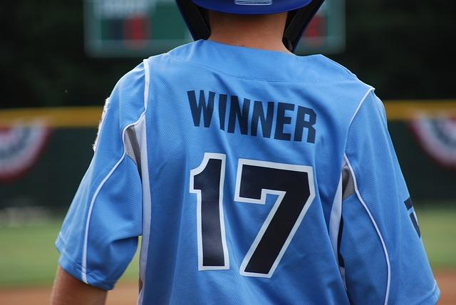 Children, Baseball, Winner