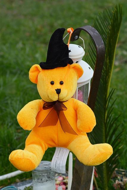 Winnie, Pooh, Bear, Fairy, Tale, Character, Children