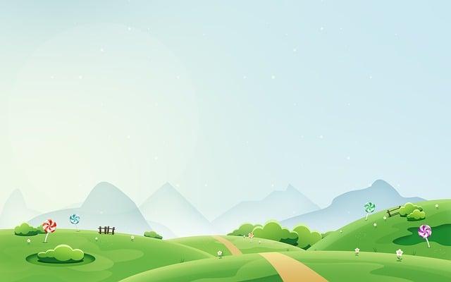 Children, The Background, Meadow, Fun, Childhood, Joy