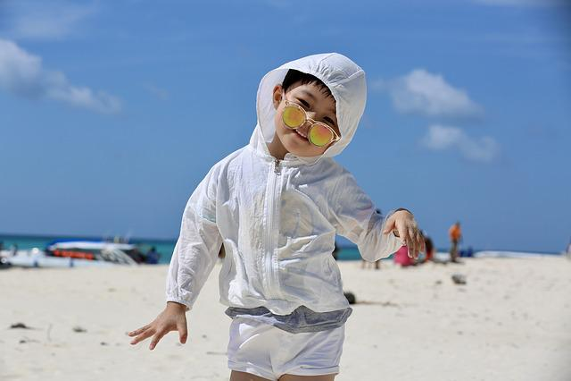 Children, Phi Phi Island, Krabi
