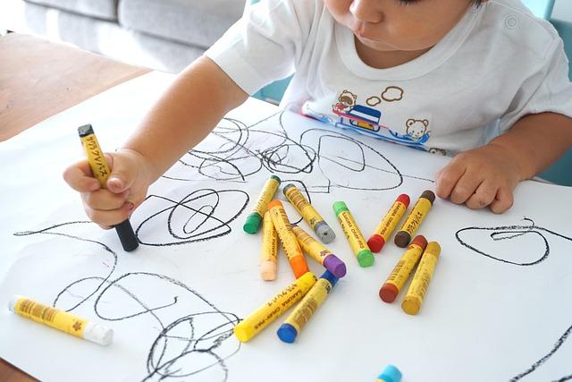 Oekaki, Drawing, Children, Graffiti, Draw A Picture