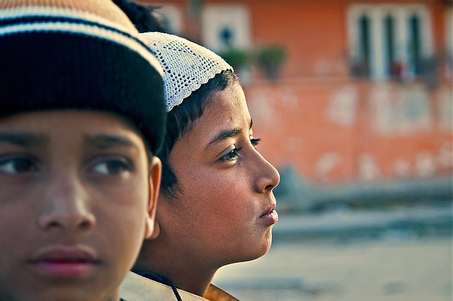Boys, Indian, Children, Kids, Young, Male, Brothers