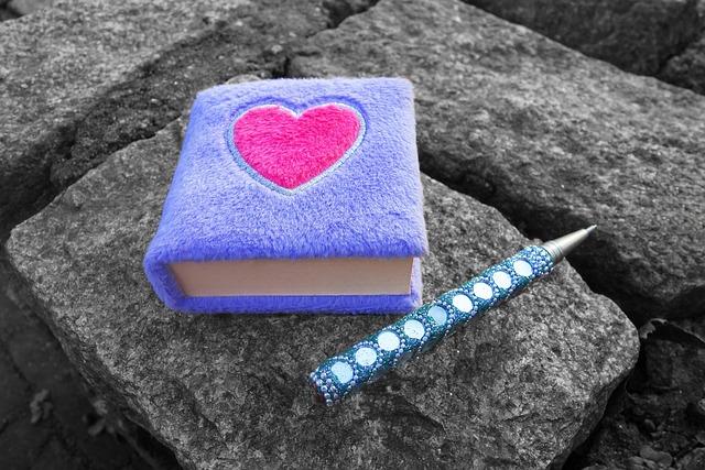Diary, Fluffy Diary, Children's Diary, Book, Writing