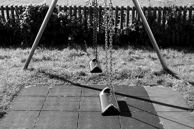 Swing, Playground, Game Device, Children's Playground