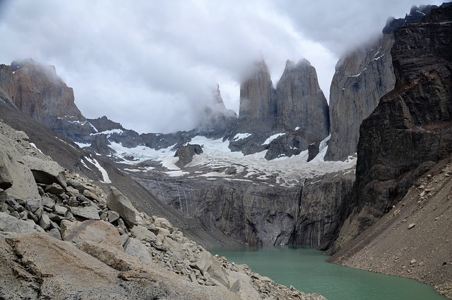 Chile, Torres Del Paine, National Park, Patagonia